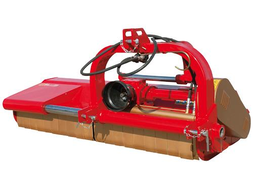 Professional range - Strong rear flail mower, multipurpose, suitable for medium and big power tractors