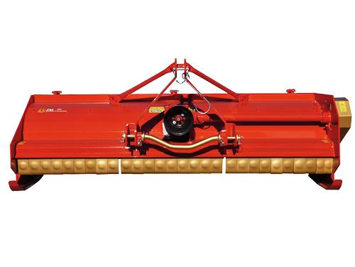 Professional range - Row crop shredder suitable for medium and big power tractors