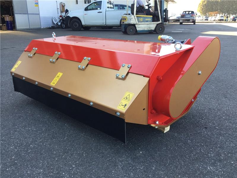 Hydraulic cutting head for excavators from 10 ton